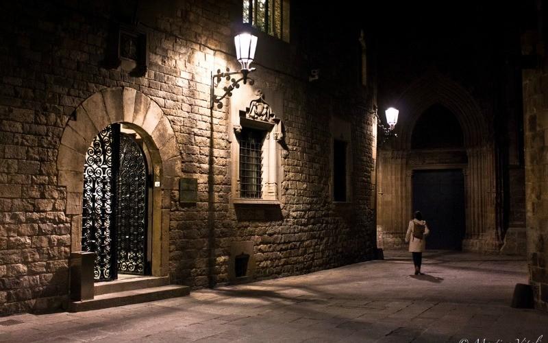 Barrio Gótico - Gothic Quarter